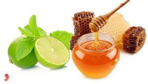 Giảm cân bằng nước chanh mật ong